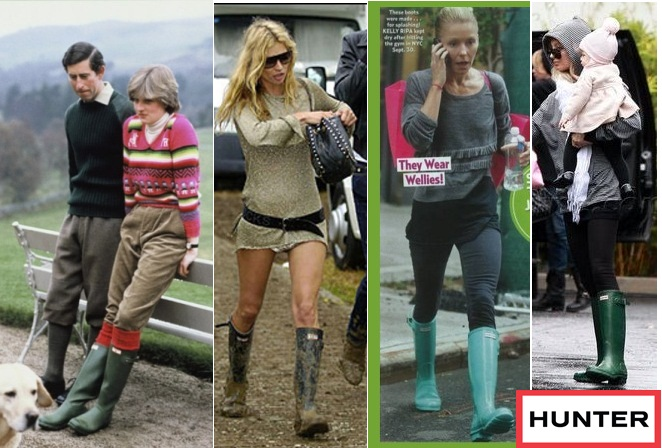 princessdiana-hunterboots