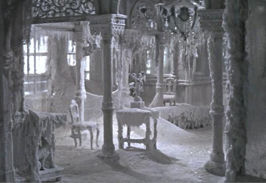 Dr Zhivago interior