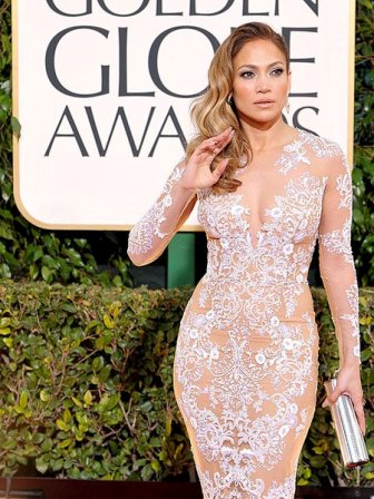 APphoto_70th Golden Globe Awards - Arrivals