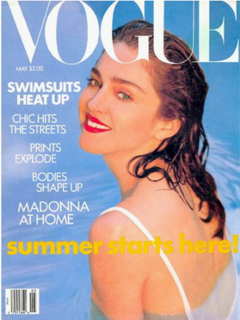 madonna vogue '92