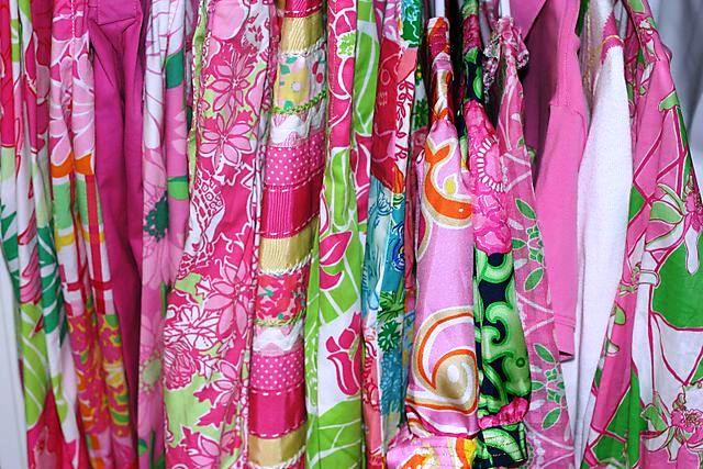 Lilly fabrics - deja vu vintage